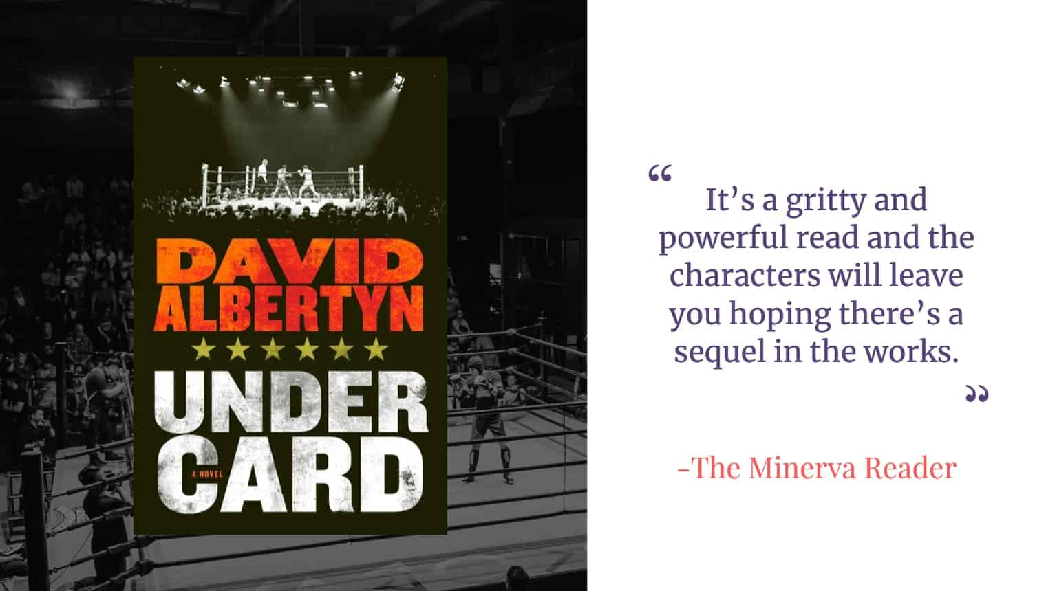 Undercard novel review